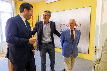 La ministra Valerio inaugura el Foro de Líderes Mundiales en Santander