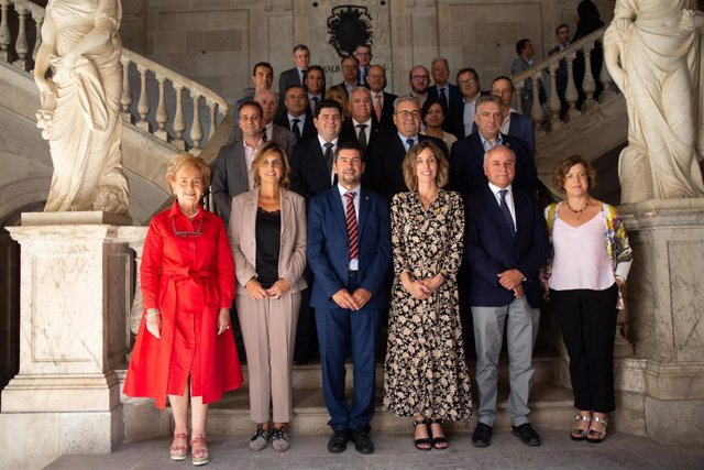 El presidente de la Cámara de Barcelona, Joan Canadell, elegido nuevo presidente del Consell General de Cambres de Catalunya