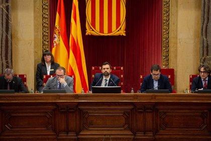 El Parlament convoca el Debate de Política General para el miércoles a las 11 horas