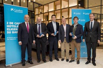 Caixabank lanza la segunda edición del Premio Hotels & Tourism que reconoce innovación y sostenibilidad