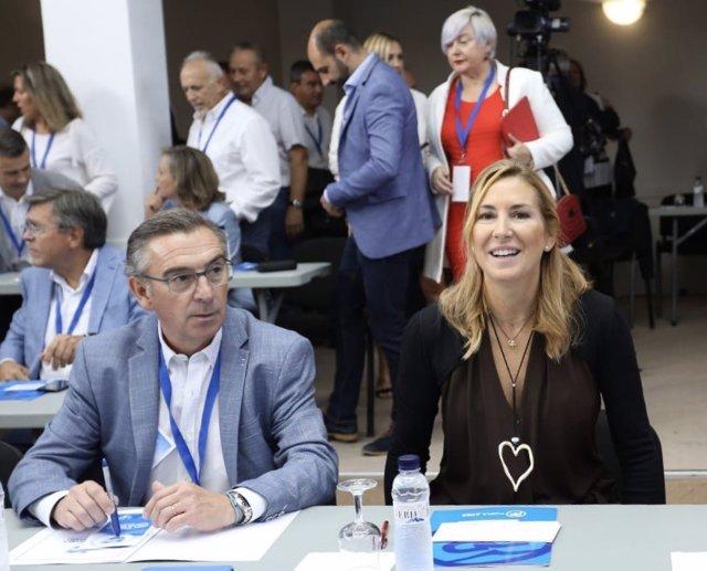 Luis María Beamonte y Ana Beltrán
