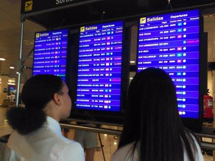 Las 'low cost' transportan en Canarias a 4,05 millones de pasajeros hasta agosto, un 2,1% más