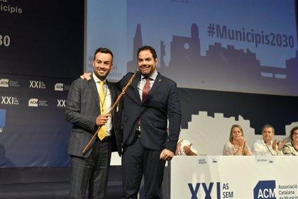El alcalde de Deltebre (Tarragona), Lluís Soler, nuevo presidente de la ACM