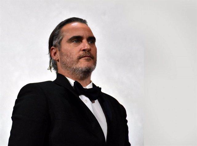 September 7, 2019 - Venice, Italy. Joaquin Phoenix. Venice Film Festival Awards Ceremony. The 76th Venice International Film Festival. (Piero Oliosi/Contacto)