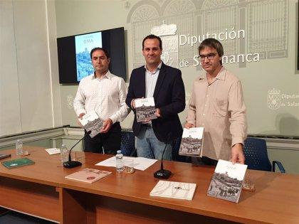 Un libro deja huella de los 25 años del origen del Colectivo OMA en la Salamanca rural