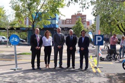 La Test Área de Mobility City abrirá de forma continuada después de las Fiestas del Pilar