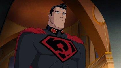 ¿Y si Kal-El fuera soviético? Primera imagen de Superman: Hijo Rojo