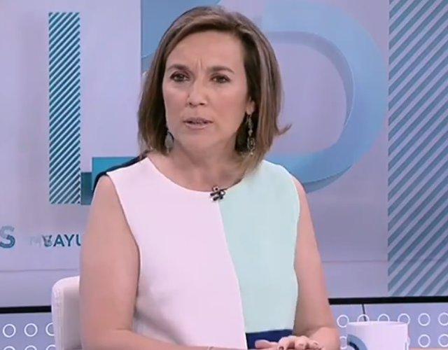 Entrevista a Cuca Gamarra a RTVE