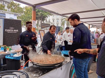 """València celebra el World Paella Day con degustaciones de su """"icono gastronómico más internacional"""""""