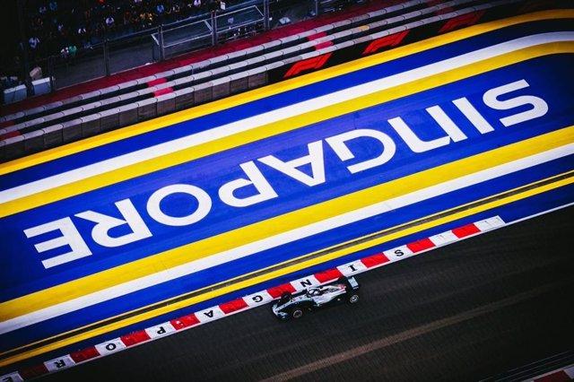 Fórmula 1/GP Singapur.- Hamilton recupera el mando y Sainz vuelve a ser el mejor