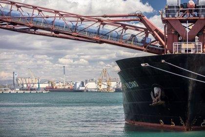El Puerto de Tarragona aumenta el tráfico de mercancías un 6,5% hasta agosto