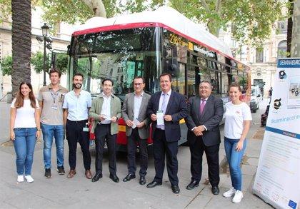 Arranca la Feria de la Movilidad y el Green Friday, con ofertas en bares y descuentos culturales para usuarios de Tussam