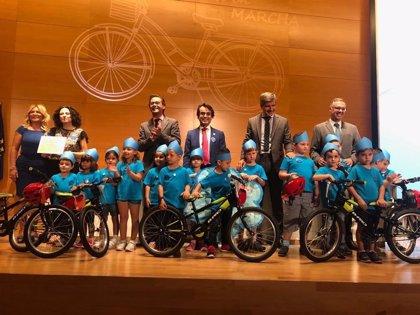 Los escolares, protagonistas de la Semana de la Movilidad en el Parque de las Ciencias de Granada