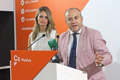 """Díaz (Cs) defiende la necesidad de la Huelva-Cádiz e insiste en que """"será respetuosa con Doñana"""""""