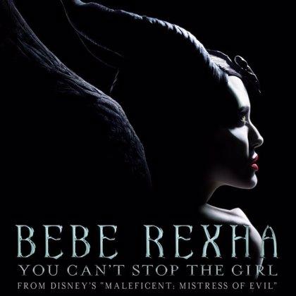 Bebe Rexha estrena 'You can't stop the girl', tema principal de 'Maléfica: Maestra del mal'