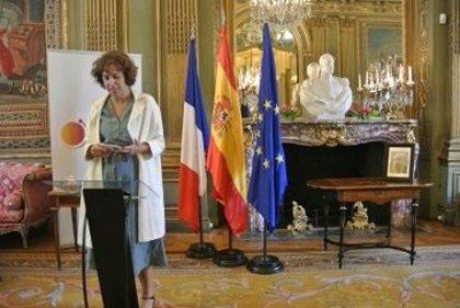 Exteriores acogerá en las próximas semanas un acto de recepción de la mesa en la que Azaña firmó su renuncia