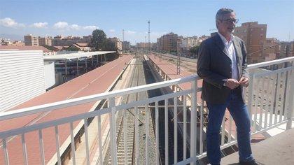 """Villegas (Cs): """"Almería no necesita fórmulas para ir en tren a Sevilla, sino que el intercambiador a Granada"""""""