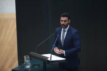 Sergio Brabezo será portavoz de Cs en las comisiones de Economía y Participación en la Asamblea de Madrid