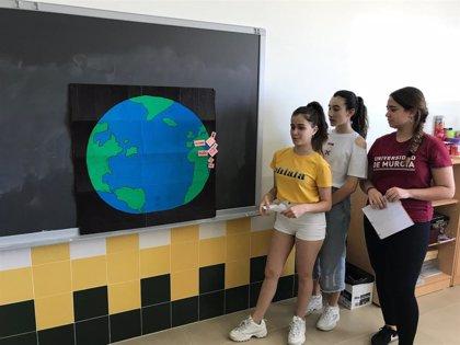El IES La Florida de las Torres, finalista en el concurso 'Ciencia en Acción' con el trabajo 'La medida de la tierra'