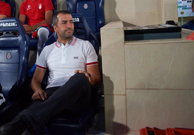 """Fútbol.- Diego Martínez, sobre la visita del Barça: """"Este partido lo visualizo g"""