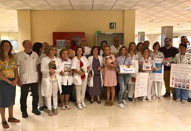 El Hospita Torrecárdenas de Almería pone en marcha el programa 'Yo leo, yo me cuido'