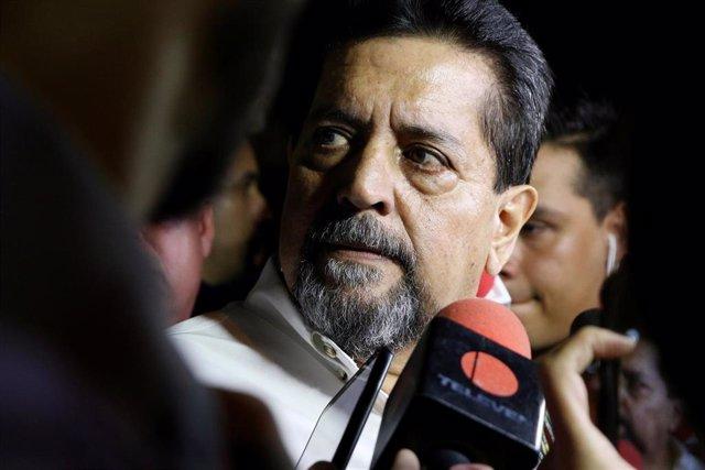 El vicepresidente de la Asamblea Nacional de Venezuela, Édgar Zambrano