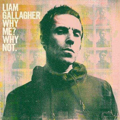 Escucha el sazonado nuevo disco de Liam Gallagher: 'Why me? Why not'