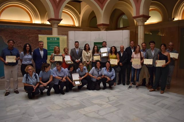 Entrega de Premios de la Semana de la Movilidad