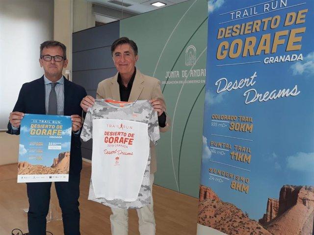 Presentación del III Trail Run Desierto de Gorafe
