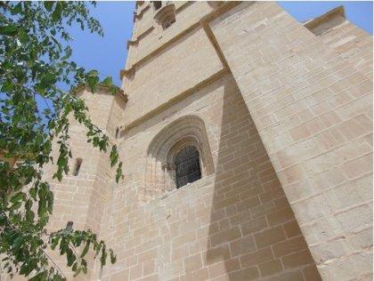 Fomento recepciona las obras de rehabilitación de la Torre Gótica de la Iglesia de Santa María la Mayor de Alcañiz