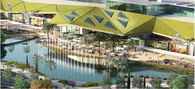 Nuevo centro comercial Lagoh