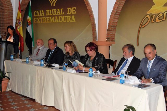 Participantes en el I Foro Mundo Rural