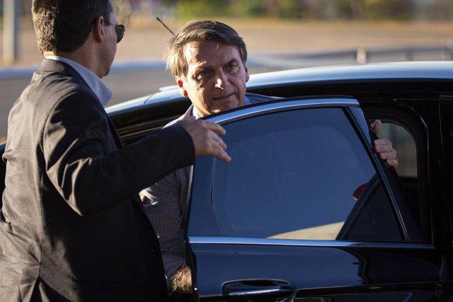 Brasil.- Los médicos autorizan a Bolsonaro a viajar a Nueva York para la Asamble