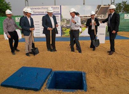 Comienza la construcción de medio centenar de viviendas del Grupo Ferrocarril en Camas (Sevilla)