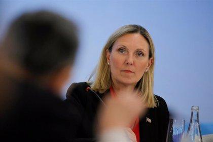 Pompeo anuncia que la subsecretaria de Estado para el Control de Armas abandona el cargo