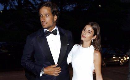 Descubrimos el vestido de Sandra Gago en su boda con Feliciano López