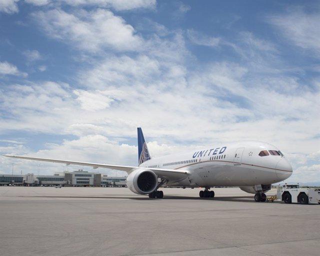Avión 787 de Boeing
