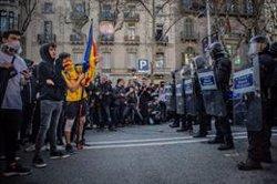 Els Mossos, en alerta des de l'1 d'octubre per protestes contra la sentència del TS (David Zorrakino - Europa Press - Archivo)