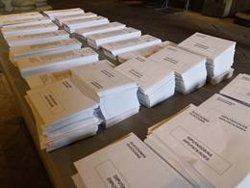 La sentència de l'1-O manté en l'aire el tancament de llistes independentistes (EUROPA PRESS - Archivo)