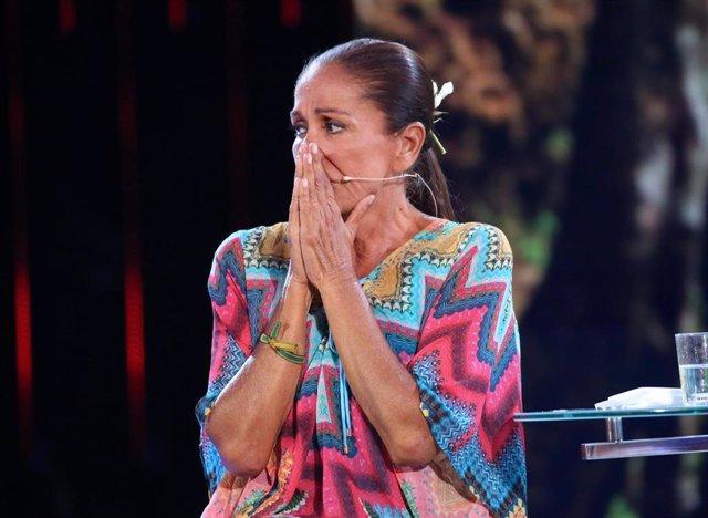 Isabel Pantoja en una foto de archivo de Europa Press