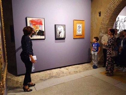 """Una exposición en el Vostell-Malpartida reconoce la """"trayectoria y vigencia"""" del Museo del Prado en su bicentenario"""