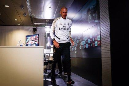 """Zidane: """"Nuestra fuerza es el respaldo de todos, si no es mejor salir"""""""