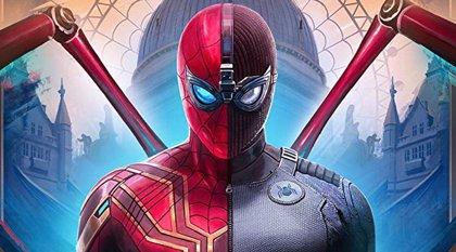 Así sería el Spider-Man de Tom Holland poseído por el simbionte Venom
