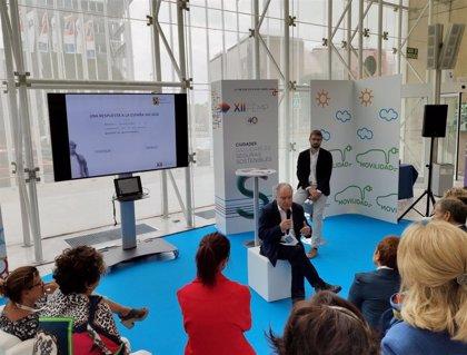 Miguel Gracia (DPH) subraya que la banda ancha es una oportunidad para paliar la despoblación