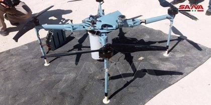 Siria derriba un dron con bombas de racimo cerca de la frontera con Israel