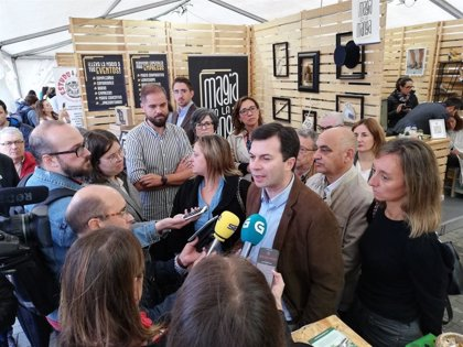 """G. Caballero destaca que Sánchez cumplió """"su compromiso"""" con la financiación y ve a Feijóo """"desnudo"""" y """"sin discurso"""""""
