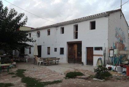 Vecinos de Benimaclet solicitan la protección de la alquería Casa Barba y pide recuperarla como patrimonio