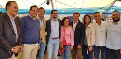 """González Terol (PP) lamenta que Sánchez ponga """"su primer punto"""" del programa electoral en el desbloqueo a financiación"""