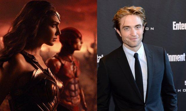 La Liga de la Justicia ¿Junto a Pattinson?