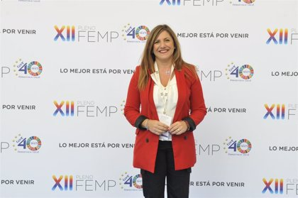 """Irene García pide """"respeto"""" a la autonomía local y suficiencia económica para que ayuntamientos afronten retos"""